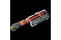 фото Диэлектрическая отвертка со сменными битами НИО-5510 69305