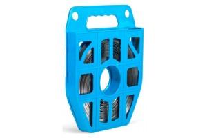 Лента монтажная из нержавеющей стали в пластиковой кассете ЛКС (304)-2007 74124