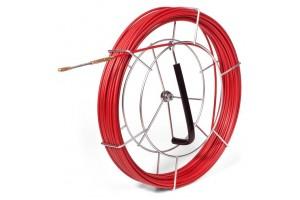 Протяжка-стеклопруток Fortisflex FGP-3.5/30MK, красная, 77503