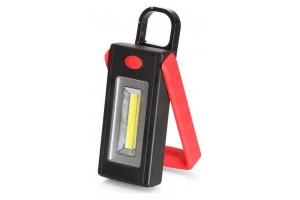 Фонарь КВТ FL-7007, переносной светодиодный, 200 лм, 78264