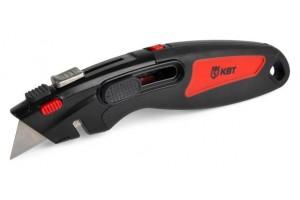 Нож строительный монтажный НСМ-12 (КВТ), 78497