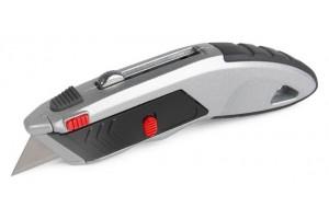 Нож строительный монтажный НСМ-13 (КВТ), 78498