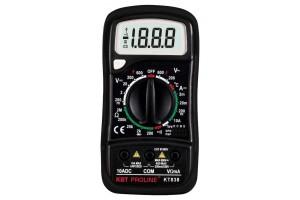 KT 838, Мультиметр цифровой серия «PROLINE», КВТ 79128
