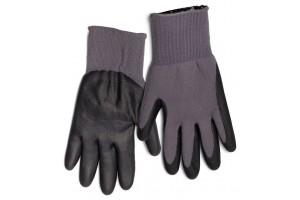 Перчатки с полиуретановым покрытием утепленные С-44L