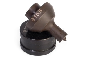 МПШО-10/110:  Матрица для пробивки отверстий Ø 10.5 мм в шинах, 85328
