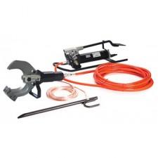 Гидравлические ножницы для резки силовых бронированных кабелей
