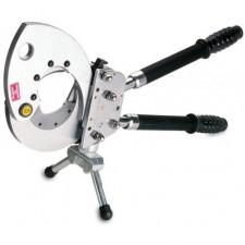 Секторные ножницы  (кабелерезы) для резки, кабелей со стальным сердечником, стальных канатов и проводов АС