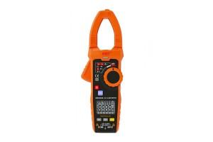 Клещи токовые цифровые MS2028S, КВТ 76121