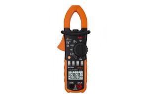 Клещи токовые цифровые MS2008B, КВТ 76122