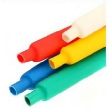 Термоусадка: термоусадочные трубки, трубки ТУТ, клеевые трубки