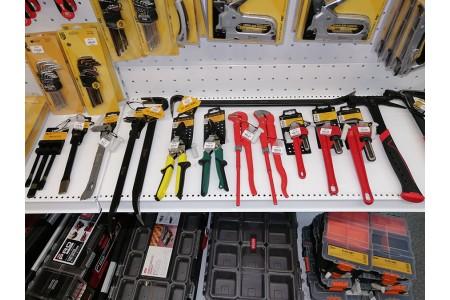 Новые поступления инструмента КВТ в розничный магазин