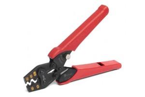 ПК-6м, Пресс-клещи для опрессовки неизолированных наконечников, КВТ 78865