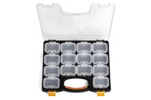 Кейс-органайзер с 14 сменными модулями К-02 КВТ 79346
