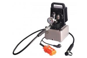 Мини-помпа электрогидравлическая одностороннего действия с функцией удержания давления, КВТ 79664