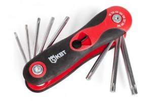 Набор ключей TORX «КВТ-PROFESSIONAL», 8 шт. 80958