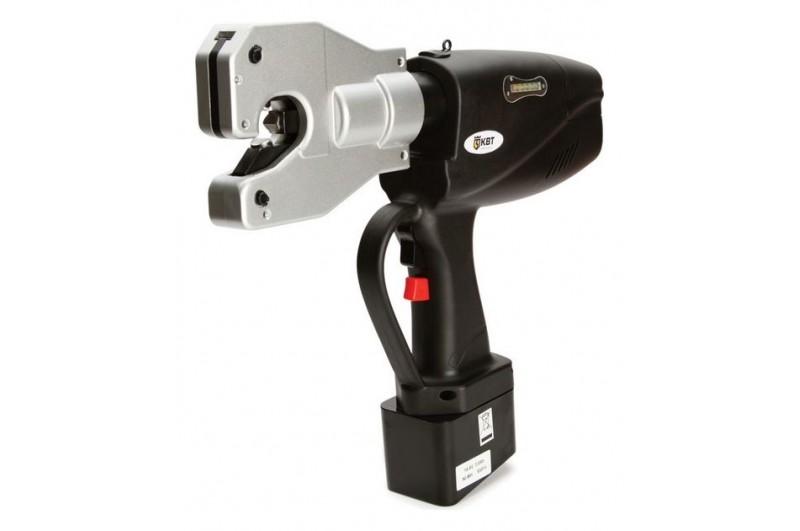 Пресс гидравлический КВТ ПГРА-300БМ безматричный аккумуляторный 60456
